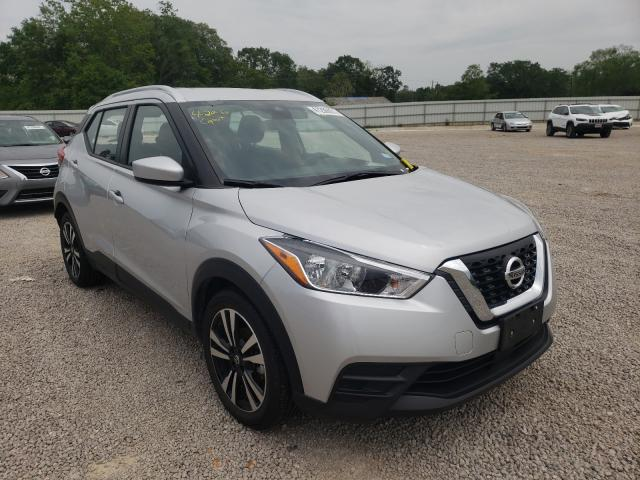 Salvage cars for sale from Copart Eight Mile, AL: 2020 Nissan Kicks SV