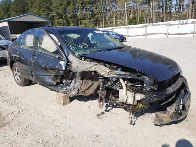 Salvage cars for sale from Copart Seaford, DE: 2005 Honda Accord EX
