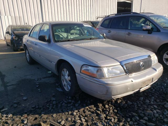 Salvage cars for sale from Copart Windsor, NJ: 2003 Mercury Grand Marq