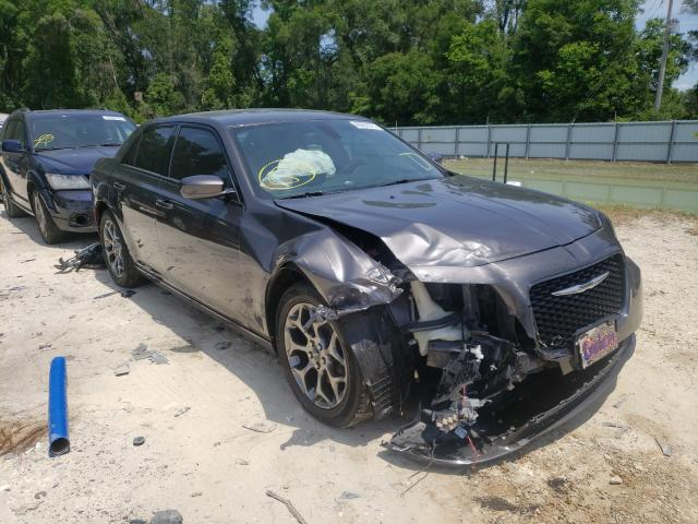 Salvage cars for sale from Copart Ocala, FL: 2016 Chrysler 300 S