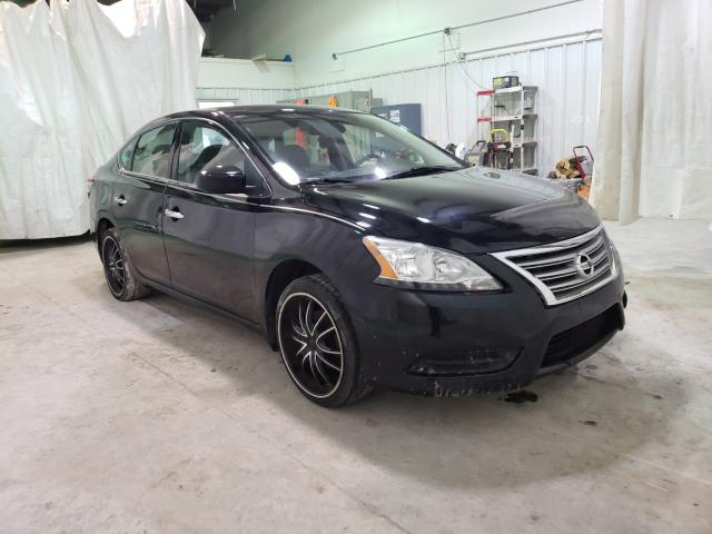 2014 Nissan Sentra S for sale in Leroy, NY