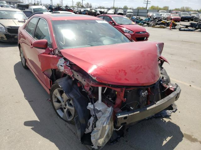 Salvage 2014 TOYOTA CAMRY - Small image. Lot 41148001