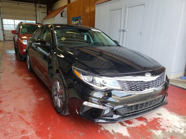 Salvage cars for sale from Copart Angola, NY: 2020 KIA Optima LX