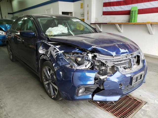 Salvage cars for sale from Copart Pasco, WA: 2016 Nissan Altima 2.5