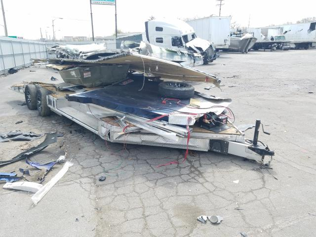 Salvage cars for sale from Copart Fort Wayne, IN: 2016 Pace American Trailer