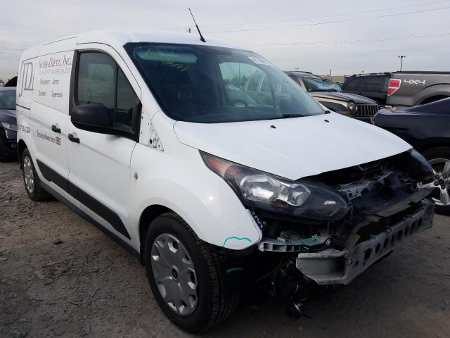 Salvage cars for sale from Copart Indianapolis, IN: 2015 Ford Transit CO