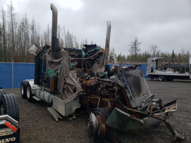 Salvage cars for sale from Copart Atlantic Canada Auction, NB: 2012 Kenworth Construction