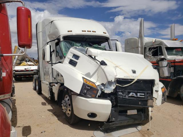 Salvage cars for sale from Copart Albuquerque, NM: 2020 Mack Anthem