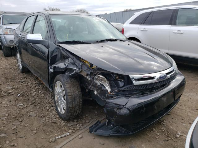 Salvage cars for sale from Copart Cudahy, WI: 2010 Ford Focus SEL