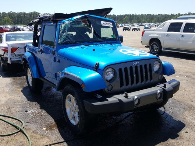 2014 Jeep Wrangler S for sale in Harleyville, SC