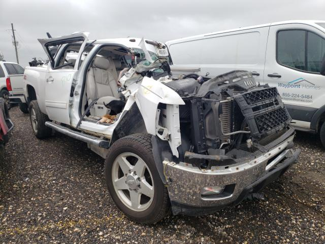 Salvage cars for sale from Copart Houston, TX: 2013 Chevrolet Silverado