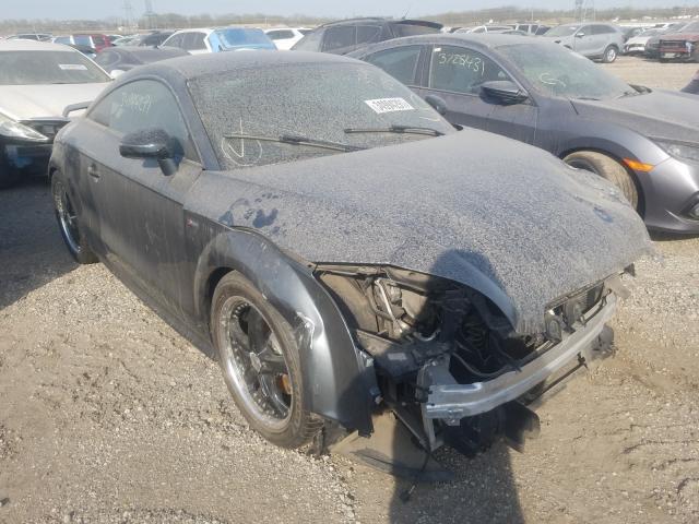 Salvage cars for sale from Copart Elgin, IL: 2013 Audi TT Premium