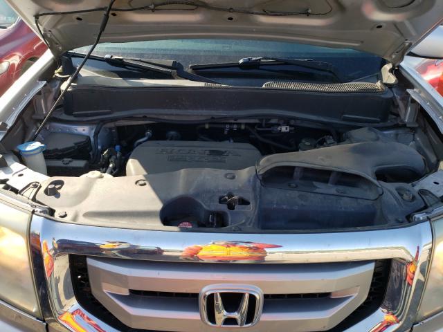 2011 HONDA PILOT EXL 5FNYF4H69BB075561