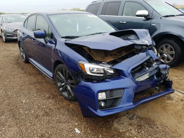 Subaru WRX salvage cars for sale: 2017 Subaru WRX