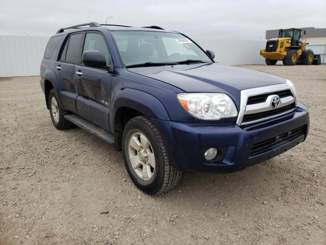 Salvage cars for sale from Copart Bismarck, ND: 2006 Toyota 4runner SR