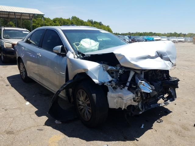 Salvage cars for sale from Copart Austell, GA: 2012 Toyota Camry Base
