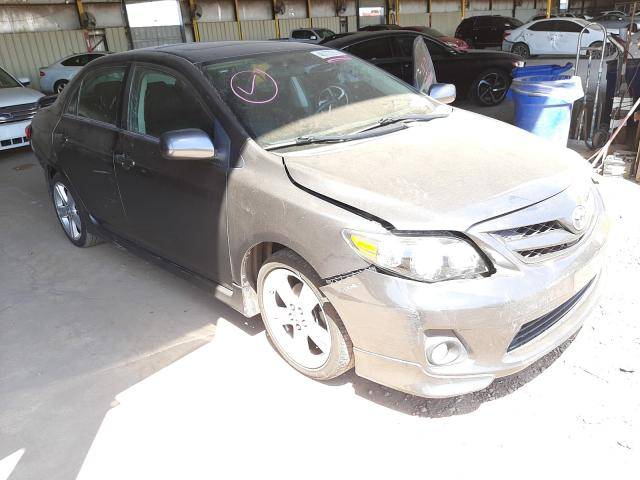 Salvage cars for sale from Copart Phoenix, AZ: 2013 Toyota Corolla BA
