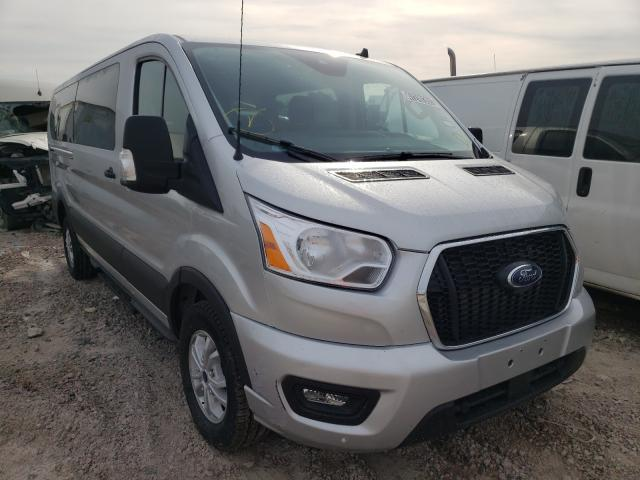 Vehiculos salvage en venta de Copart Houston, TX: 2021 Ford Transit T