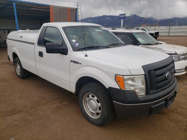 Ford salvage cars for sale: 2011 Ford F150