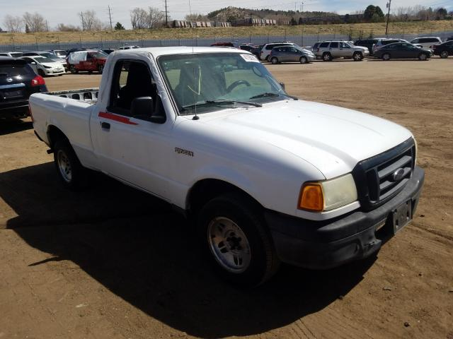 Ford salvage cars for sale: 2004 Ford Ranger