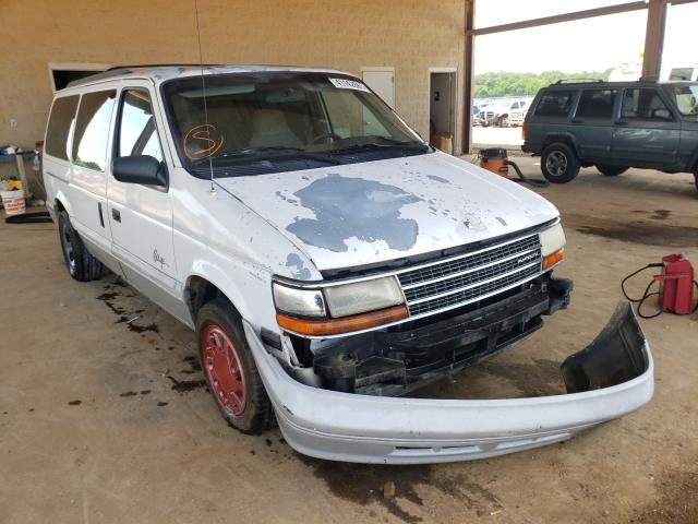 Plymouth salvage cars for sale: 1995 Plymouth Voyager SE