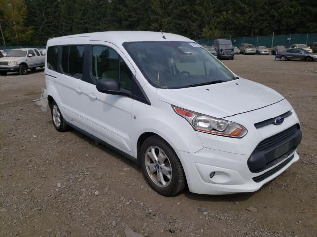 Salvage 2016 FORD TRANSIT CO - Small image. Lot 41223111
