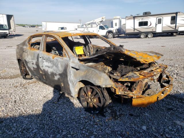 Salvage cars for sale from Copart Lebanon, TN: 2012 KIA Optima LX