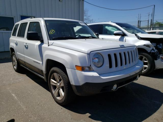 Salvage cars for sale from Copart Brookhaven, NY: 2011 Jeep Patriot