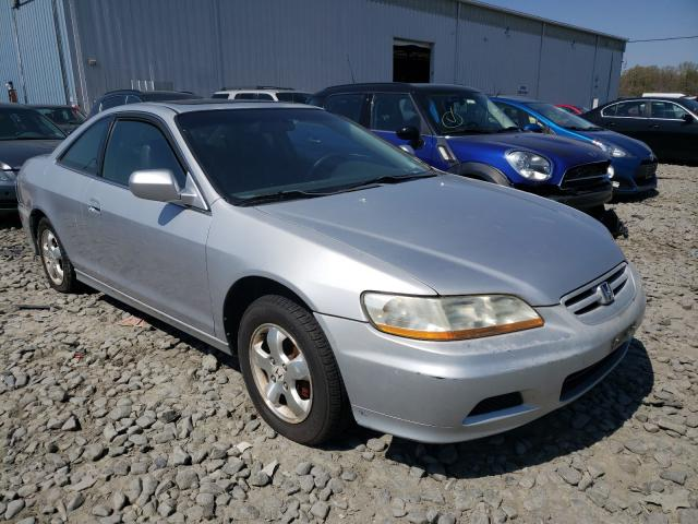 Salvage cars for sale from Copart Windsor, NJ: 2002 Honda Accord EX