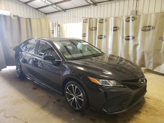 Salvage cars for sale from Copart Tifton, GA: 2019 Toyota Camry L
