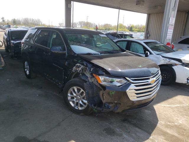 Salvage 2019 CHEVROLET TRAVERSE - Small image. Lot 40722361