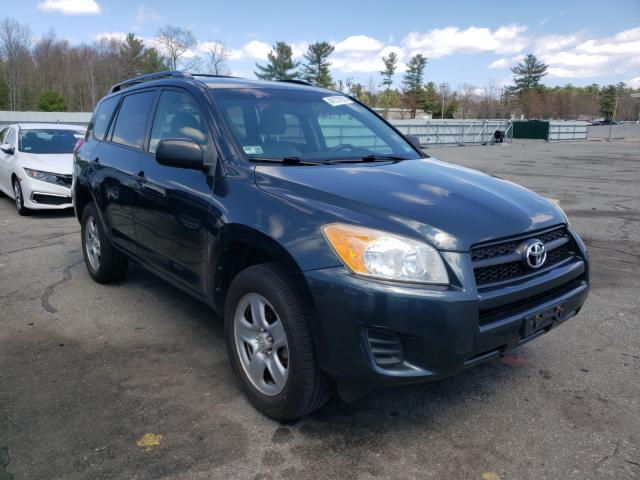 Salvage cars for sale from Copart Exeter, RI: 2010 Toyota Rav4