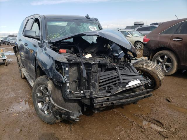 Salvage cars for sale from Copart Brighton, CO: 2019 Chevrolet Tahoe K150