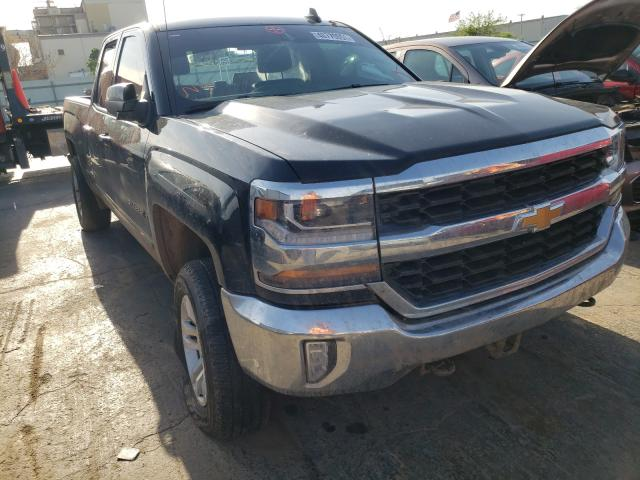 Salvage cars for sale from Copart Tulsa, OK: 2018 Chevrolet Silverado
