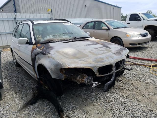 Salvage 2002 BMW 3 SERIES - Small image. Lot 41039431