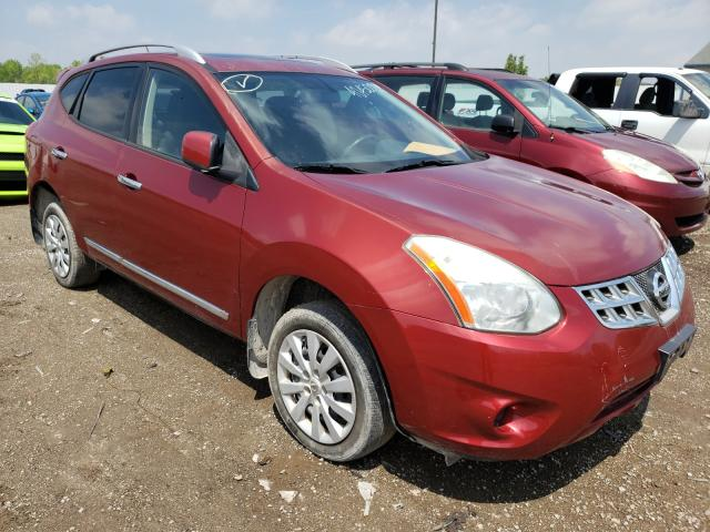 Salvage cars for sale from Copart Louisville, KY: 2011 Nissan Rogue S