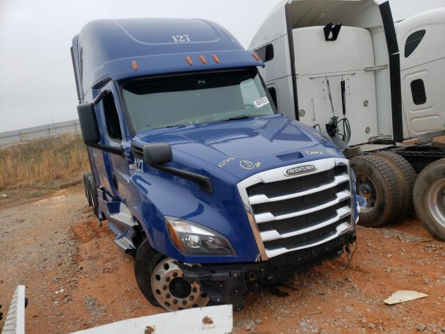 Salvage cars for sale from Copart Oklahoma City, OK: 2019 Freightliner Cascadia 1