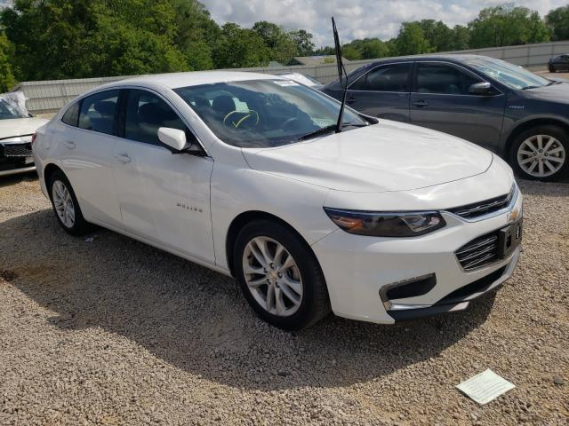 Salvage cars for sale from Copart Eight Mile, AL: 2018 Chevrolet Malibu LT