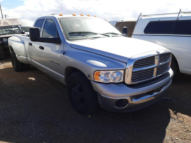 Dodge 3500 salvage cars for sale: 2004 Dodge 3500