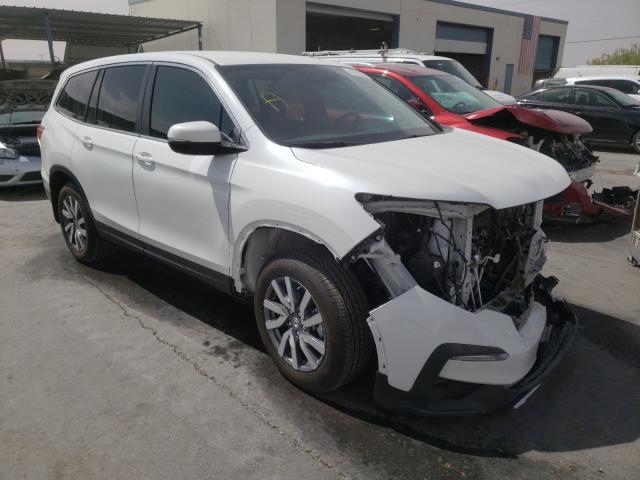 Honda Vehiculos salvage en venta: 2021 Honda Pilot EX
