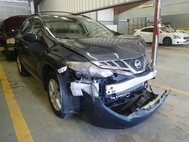 Nissan Murano salvage cars for sale: 2011 Nissan Murano