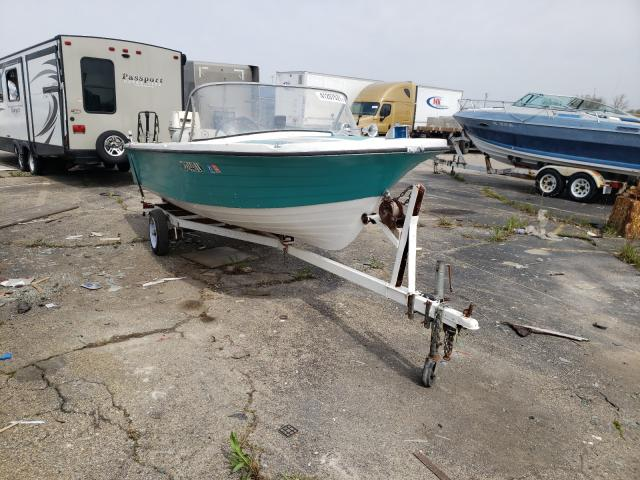 Salvage boats for sale at Woodhaven, MI auction: 1979 Starcraft Boat