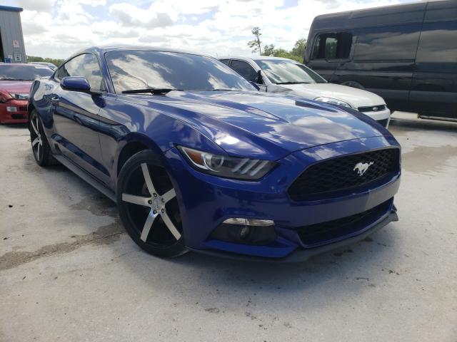 Salvage 2016 FORD MUSTANG - Small image. Lot 40944551