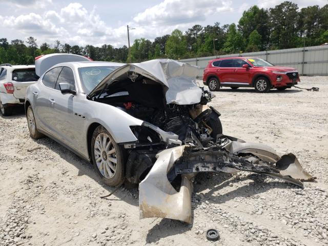 Maserati salvage cars for sale: 2014 Maserati Ghibli