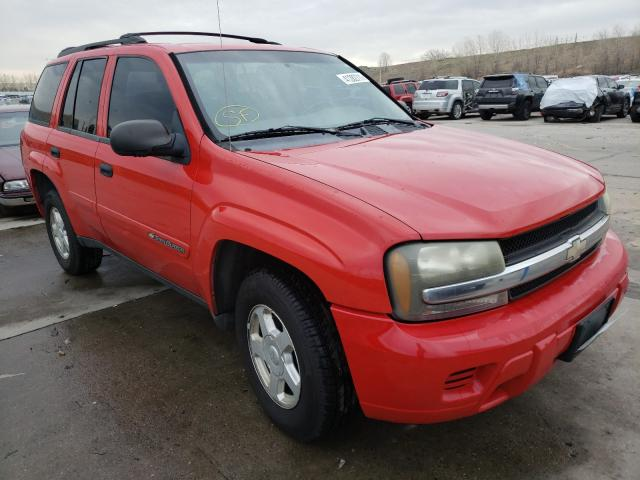 2002 Chevrolet Trailblazer for sale in Littleton, CO