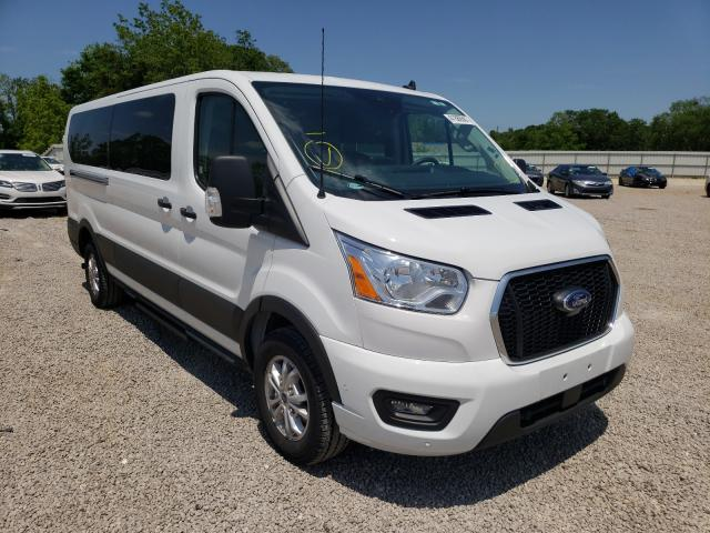 Salvage cars for sale from Copart Eight Mile, AL: 2021 Ford Transit T