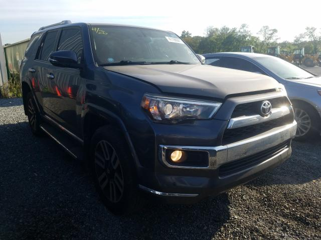 Salvage cars for sale from Copart Jacksonville, FL: 2014 Toyota 4runner SR