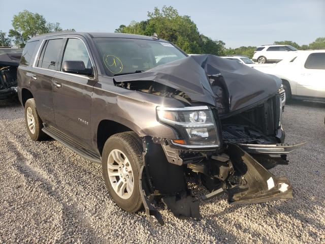 Salvage cars for sale from Copart Theodore, AL: 2015 Chevrolet Tahoe C150