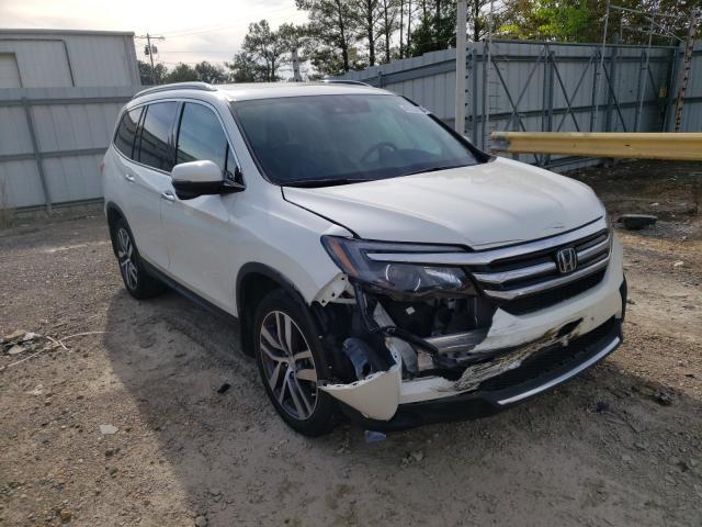 Honda Vehiculos salvage en venta: 2018 Honda Pilot Touring