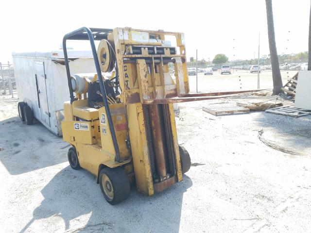 Caterpillar salvage cars for sale: 1995 Caterpillar Forklift